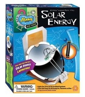 Kit de Laboratório Solar - Cebek C-0115