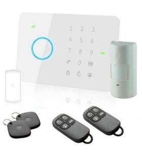 G5 - Sistema de Alarme com GSM Integrado - CGG5KIT