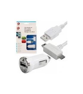 Adaptador USB Isqueiro Micro/Mini/USB 1A - MX79768