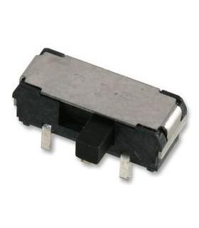 MCLSS22P - Interruptor Deslizante DPDT - MCLSS22P