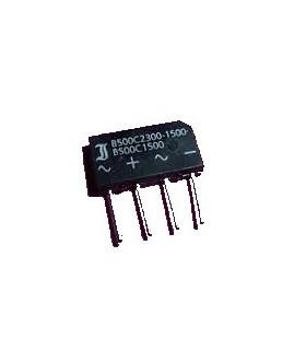 Pontes Rectificadoras 4A 400V - 16184A400