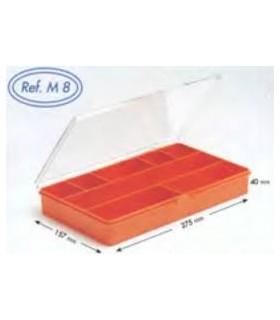 Mini Contentor Suc M8 Laranja - SUCM8O