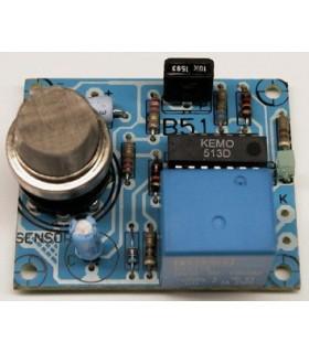 Kit Sensor De Gás - B051 - B051