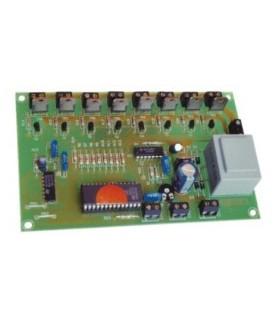 Sequenciador 8 Canais - Cebek L8 - L8