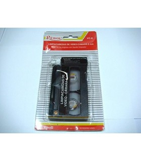 Cassete Limpeza 8mm - CL8