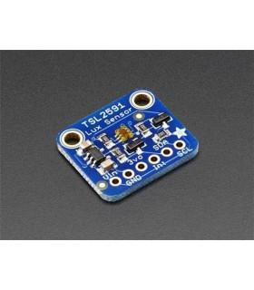 ADA1980 - Sensores Ópticos TSL2591 High Dynamic Digital Ligh - ADA1980