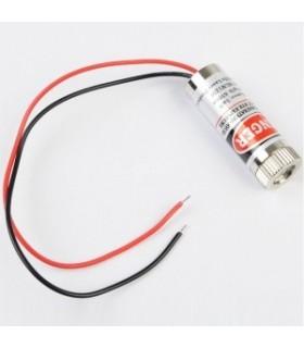Modulo Laser Vermelho 3-5V 5mW - MLV467A