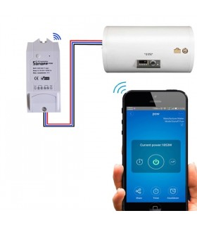 Sonoff DUAL - Wireless WiFi Smart Switch - MX160811001