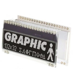 EADOGM132S-5 - LCD Display Monocromatico 132x32 pixel - EADOGM132S5