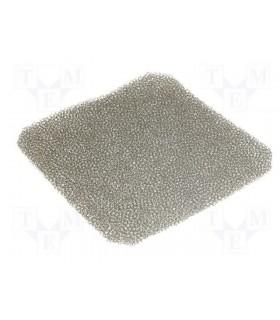 Filtro Para Grelha Plastica de Ventilador 92x92mm - FF90MR
