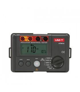 UT501A - Medidor de Isolamento - UT501A