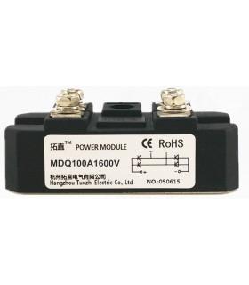 MDQ100-16 - Single-Phase Diode Bridge Rectifier 100A 1600V - MDQ100-16