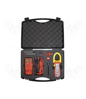 Kit Amprobe Multimetro 15xp-b + Pinça Acd-6Pro + Sonda Temp. - AMPKIT1