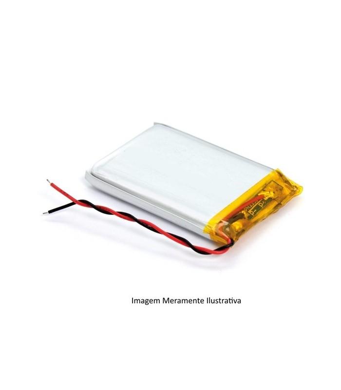 L142817 - Bateria Recarregavel Li-Po 3.7V 33mAh 1.4x28x17mm