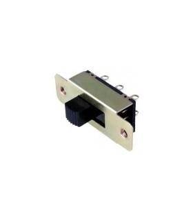 Interruptor Deslizante 2 Circuitos 2 Posições - ID2C2P