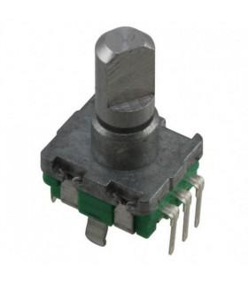Encoder 11mm c/ Interruptor Veio Flat 15mm 30 Det - MXEN11HSB3AF15