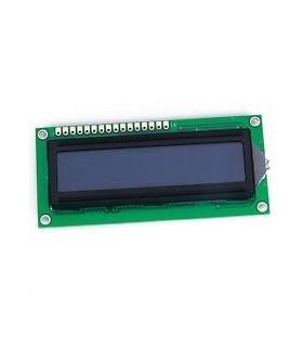 Display LCD STN Positivo 16x2 Verde - C1602B