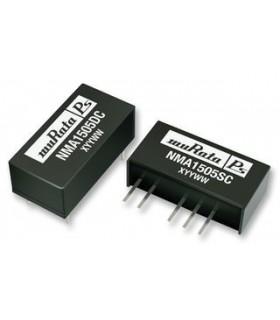 NMA1212DC - Conversor DC/DC, 12V, 1W, 42mA - NMA1212DC