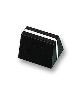 Botão Potenciometro Deslizante 20x14x13mm Vermelho - MXCS2/4R