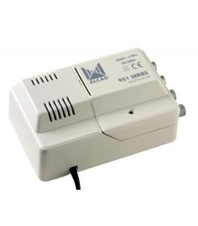 Modulador UHF Multinorma 95db saida - MD-410