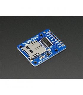 254 - MicroSD card breakout board+ - ADA254