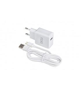 DCU37150000 - Carregador 220V Micro USB 5VDC 2.4A - DCU37150000