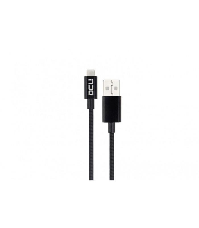 DCU30402050 - Cabo USB 3.1 C a USB C 1mt Pure Soft