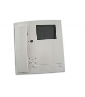 Monitor de videoporteiro sistema 2 fios cores com captura - MVC-009