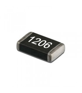 Resistencia Smd 200k 200V Caixa 1206 - 184200K200V1206