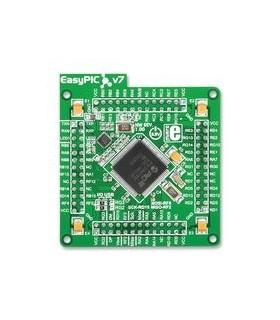 MIKROE-1206 -  Daughter Card, EasyPIC Fusion v7 - MIKROE-1206