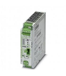 Fonte UPS Phoenix 24VDC 24VDC 10A - QUINTUPS24DC24DC10