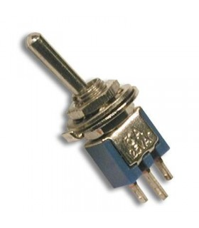 Interruptor Mini 1 Circuito 2 Posições ON/ON 1.5A 250V - MX51605