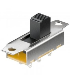 Interruptor Deslizante Mini 2 Posições 6 Pinos - MXM650171