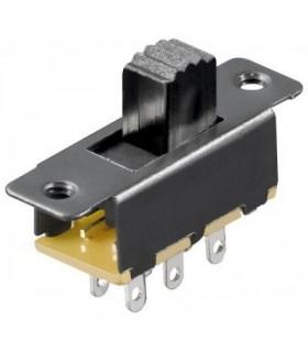 Interruptor Deslizante Mini 2 Posições 6 Pinos - MXM650173