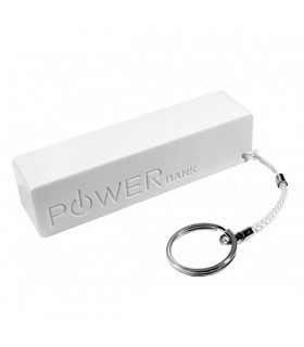 Power Bank 2800mA Branca - MPB001W