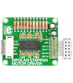 MIKROE-334 - Bipolar Stepper Motor Driver - MIKROE-334