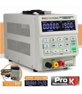 PKFA3005D - Fonte alimentacao 0-30V 0-5A - ver fa3005d - PKFA3005D