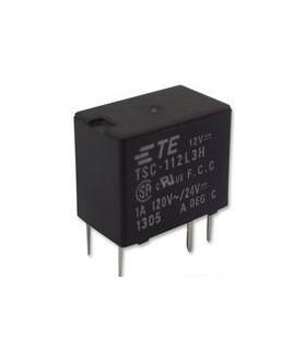 TSC112L3H - Rele SPDT 12VDC 1A - TSC112L3H
