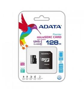 Cartão micro SDHC CARD 128Gb ADATA CLASS10 - SD128GBA
