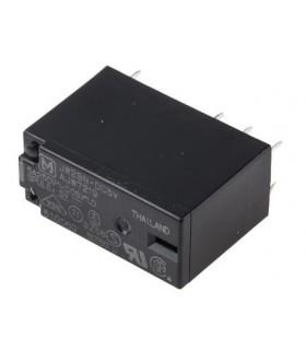 JW2SNDC5V - Rele DPDT 5VDC 5A - JW2SNDC5V
