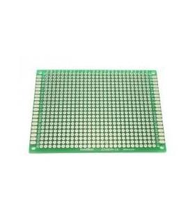 Double Side Protoboard 6CM X 8CM - MXPROTO6X8