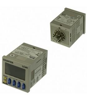 LC4HR4AC24V - Contador Eletronico Panasonic - LC4HR4AC24V