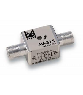 Atenuador variavel 18 dB - AV-315