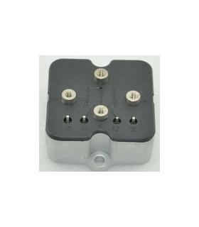 SKB33/08 - Ponte Retificadora Semicontrolada 33A 800V - SKB33/08