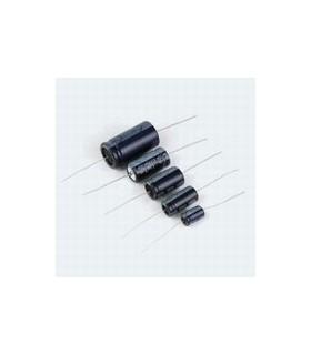 Condensador Electrolitico 22uF 50V Horizontal - 352250H