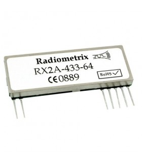 RX2-433-40 5V - FM Receiver 433 MHz 40kbps 5V - RX2433405V