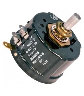 Potênciometro Rotativo de Precisão 100Ohm 50% Helipot - HELIPOT100R