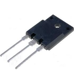 BU2508AX - Transistor N, 1500/700V, 45W, 8A, ISO218 - BU2508AX
