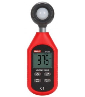 UT383 - Luximetro Digital 0-199999 Lux - UT383