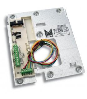 Suporte de Monitor para portaria Digital coaxial - SCC-030